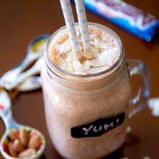 Skinny Almond Joy Milkshakes