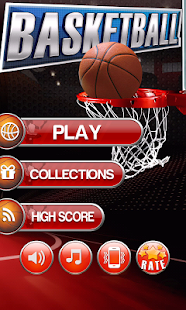 Basketball Mania- screenshot thumbnail
