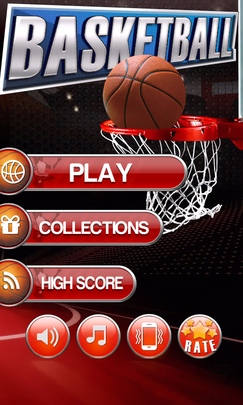 Basketball Mania Android 8