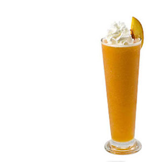 Peach Colada Mocktail