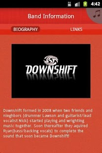 Downshift - screenshot thumbnail