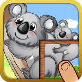 Animal Puzzles for Children