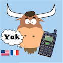 Yak English/French Translator icon