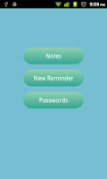 Screenshot of Note Pad +