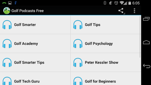 Golf Podcasts Free