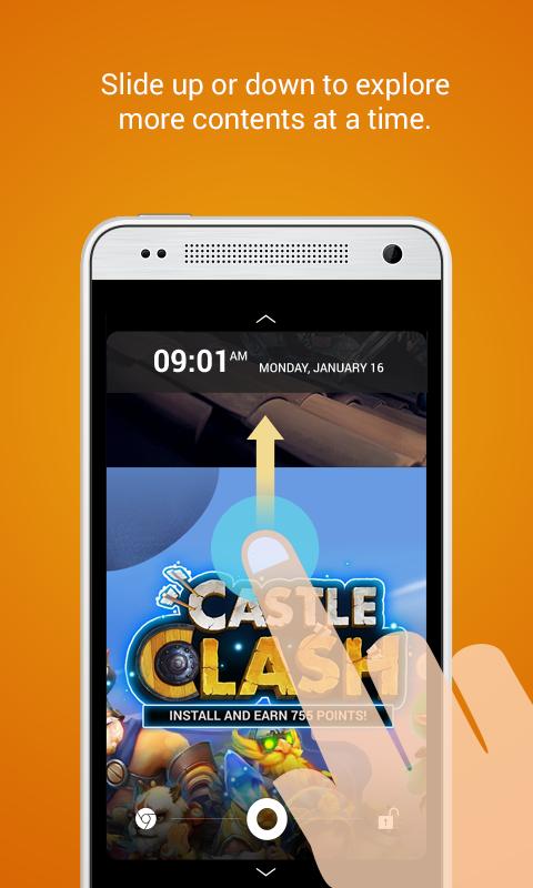PopSlide: Get Free Mobile Load - screenshot