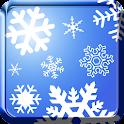 Flocos de neve Papel de Parede icon
