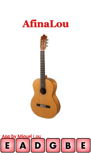 AfinaLou Guitarra Española