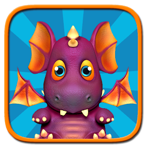 Game Virtual pet baby care - Dragon APK