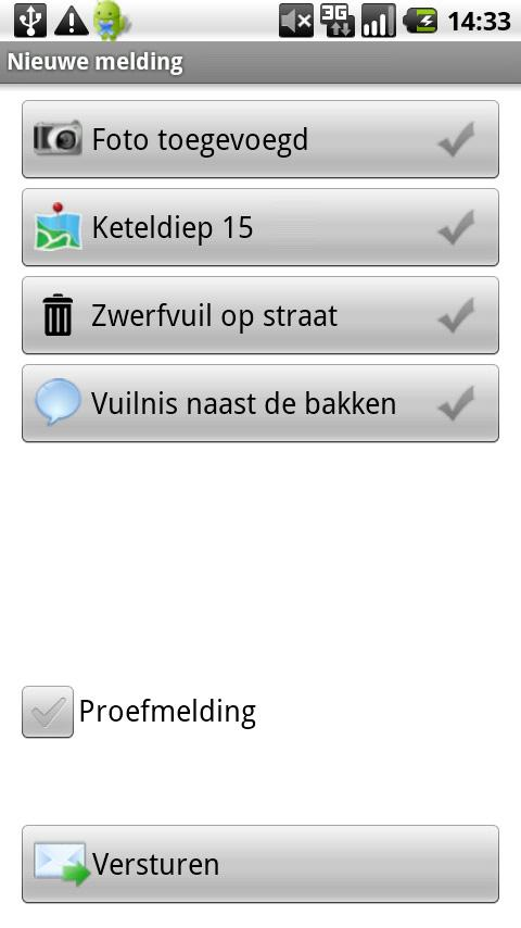 BuitenBeter - screenshot