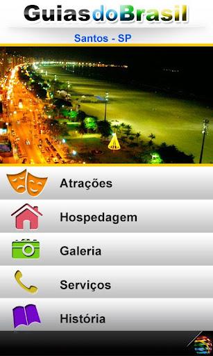 Guias do Brasil Santos