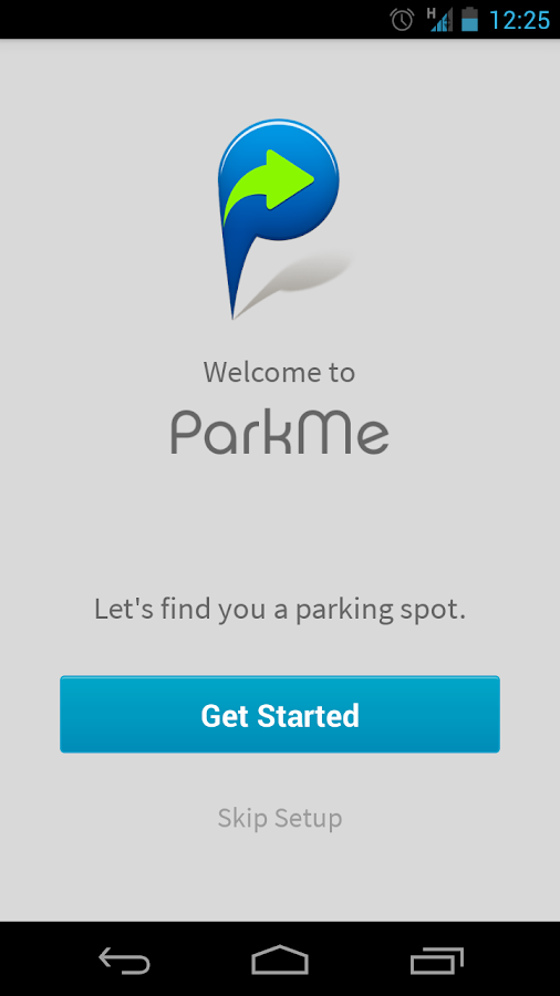 ParkMe Parking - screenshot