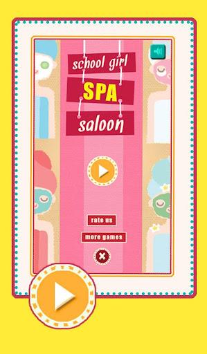 School Girl Spa Salon