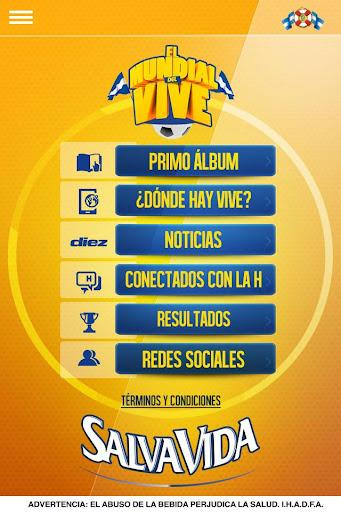 【免費娛樂App】El mundial del vive-APP點子