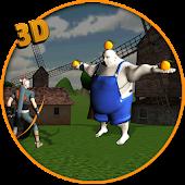 Orange Shooter Arrow Archer 3D