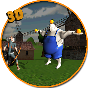 Orange Shooter Arrow Archer 3D for PC and MAC