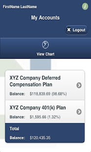 Milliman Mobile Benefits - screenshot thumbnail
