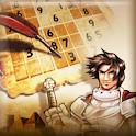 パズルRPG:ナンプレクエスト logo