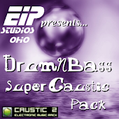 DrumNBass Super Caustic Pack
