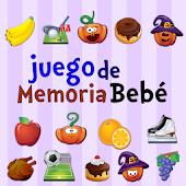 Juego de Memoria Bebe