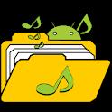 AndirMusicPlayer (Free) logo