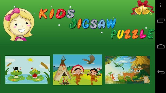 Kids Jigsaw Puzzle- screenshot thumbnail