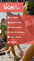 Screenshot of Lattelecom Rīgas Maratons
