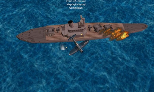 Pacific Navy Fighter - screenshot thumbnail