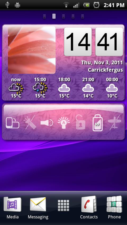 Awesome Widgets Pro - screenshot