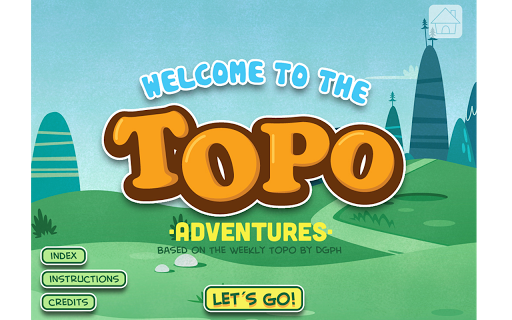 Topo Adventures by DGPH