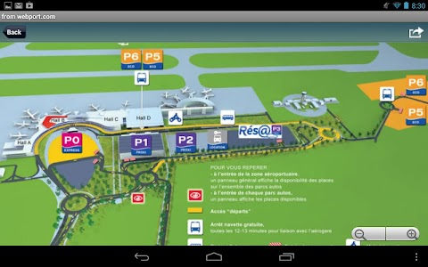 Toulouse Airport+FlightTracker screenshot 3