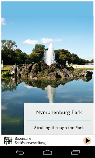 Nymphenburg Park English