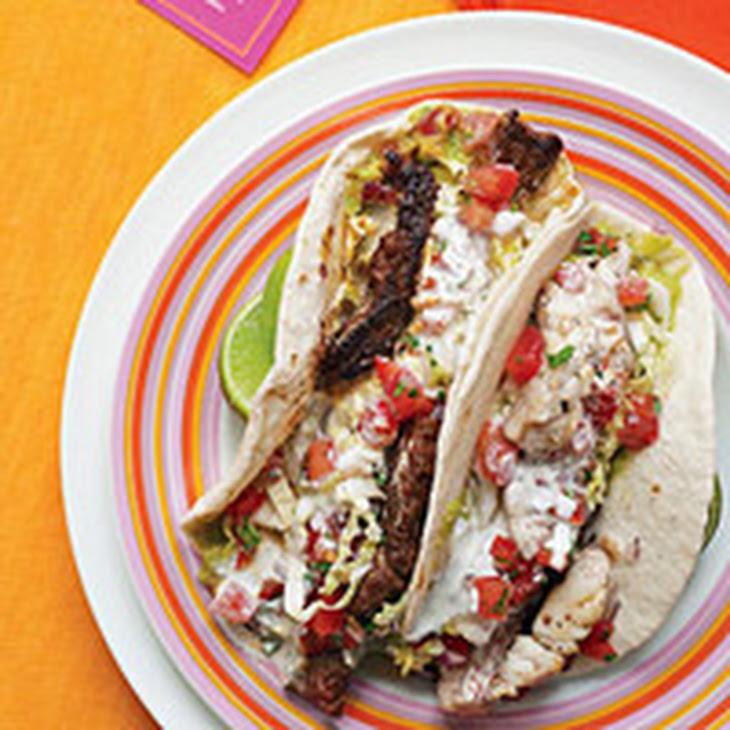 Surf 'N' Turf Tacos Recipe