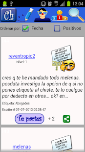 Chistes Android - screenshot thumbnail