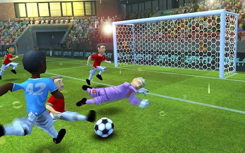 Striker Soccer 2 Screenshot 11