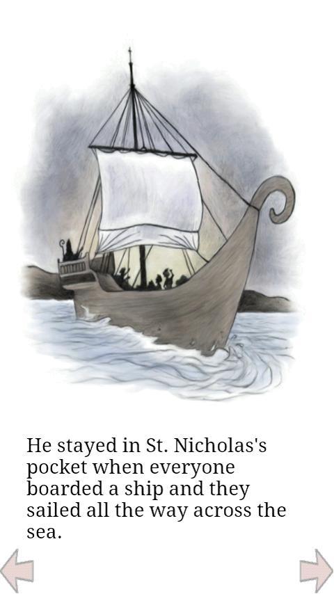 St. Nicholas Story- screenshot