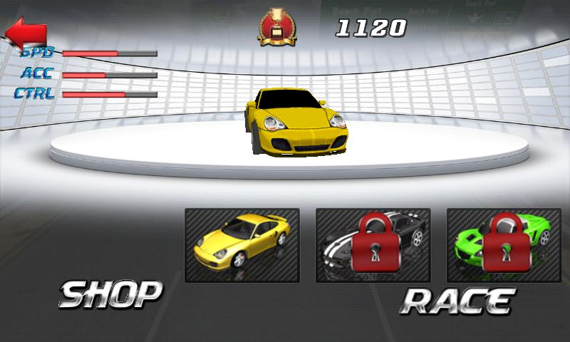 SpeedCarII - screenshot