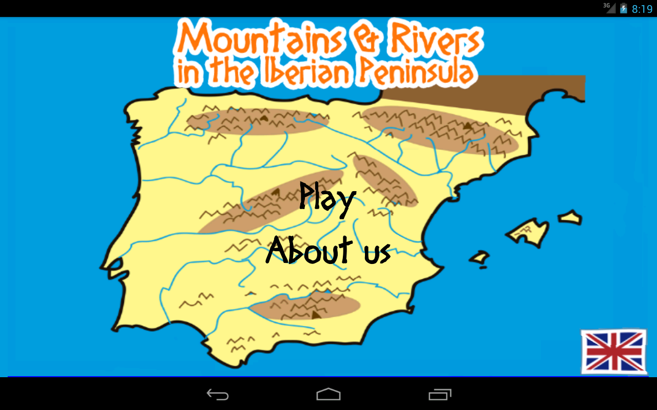 Iberia: Rivers and Mountains- screenshot