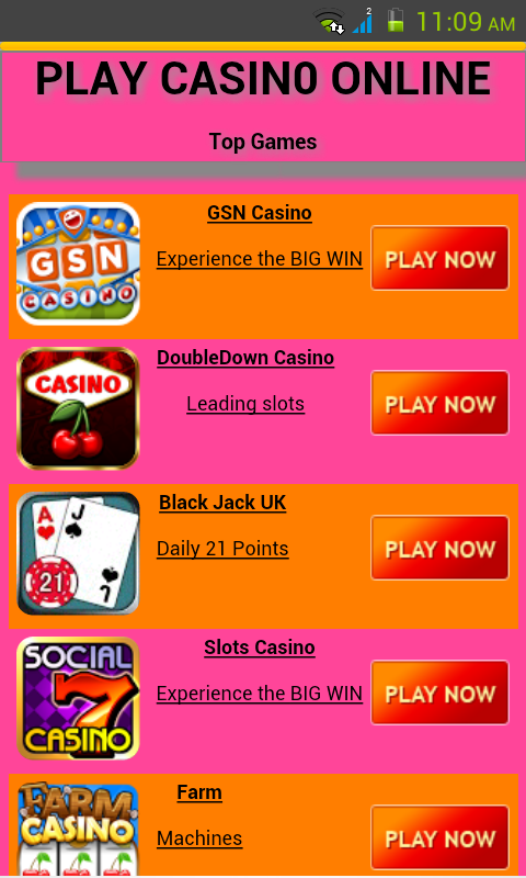 Play Casino - screenshot