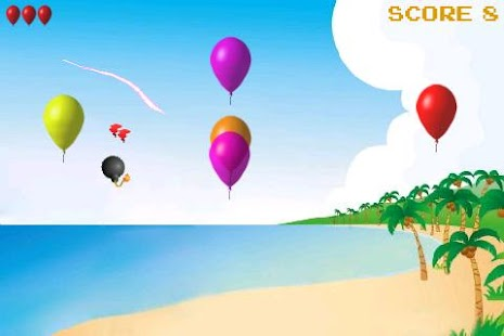 Balloon Ninja- screenshot thumbnail
