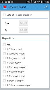 Intensive Care Logbook - screenshot thumbnail