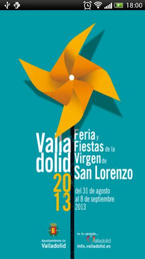 Fiestas de Valladolid 2013