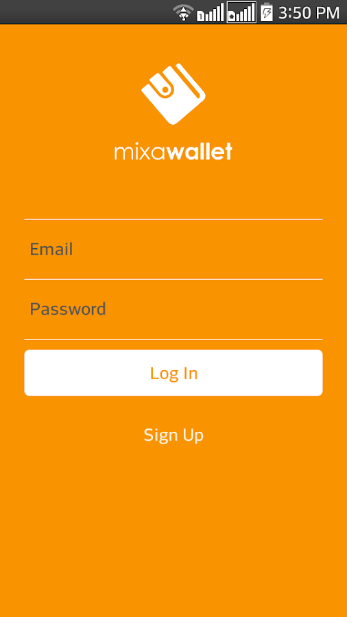 MixaWallet- screenshot