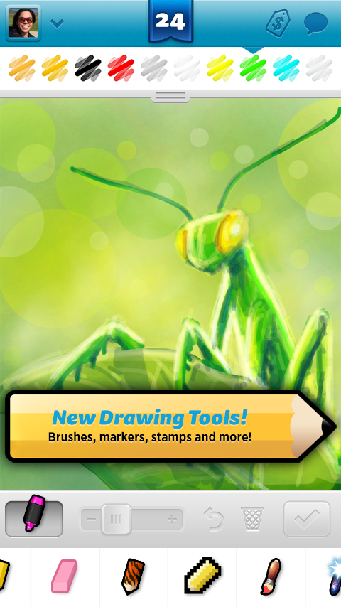 Draw Something 2™ Free - screenshot