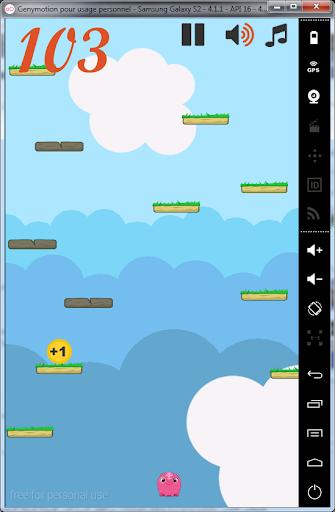 【免費冒險App】Pink Ball Games Free-APP點子