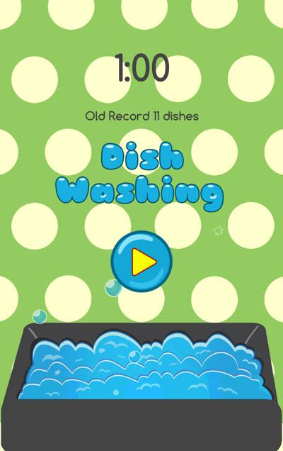 Dish Washing- screenshot