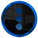 BLACK BLUE icon