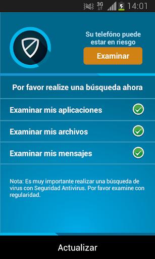AntiVirus – Spanish