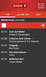 ORF Radio Vorarlberg - screenshot thumbnail