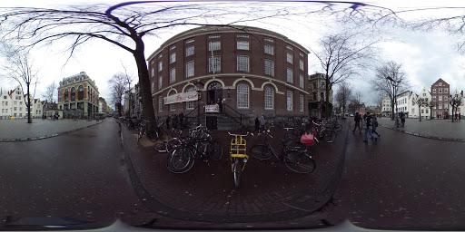 Maagdenhuis bezetting VR tour